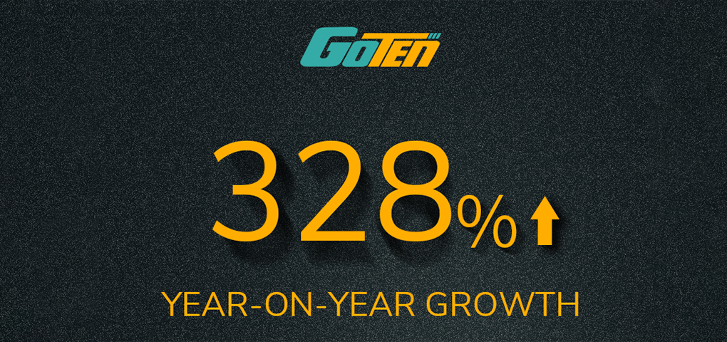 goten_achieved_a_year_on_year_growth_of_328_percent_in_order_number